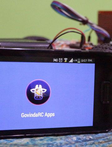 Tutorial Pemrograman Robot Mobil Remot Kontrol Android Wifi